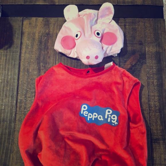 Peppa The Pig Costume 2t